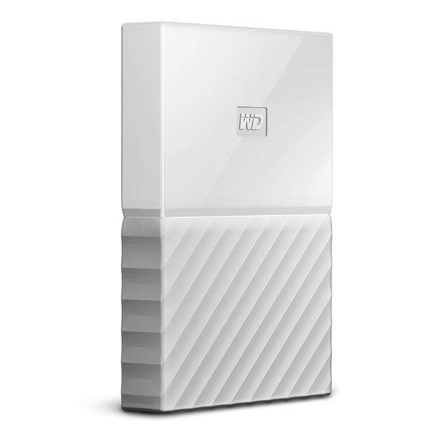 4TB WD My Passport Ultra (White)