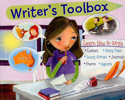 Writer's Toolbox by Nancy Lowen image