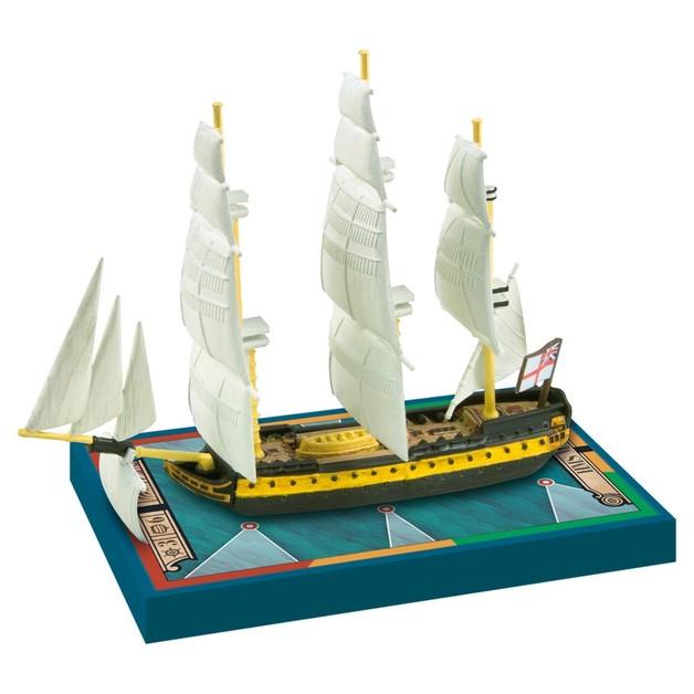 Sails of Glory - HMS Malta 1800 / HMS Tonnant 1798