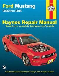 Ford Mustang by Haynes Publishing