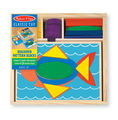 Beginner Wooden Pattern Blocks - Melissa & Doug