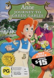 Anne - Journey To Green Gables on DVD image