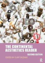 The Continental Aesthetics Reader image