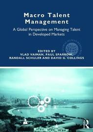 Macro Talent Management