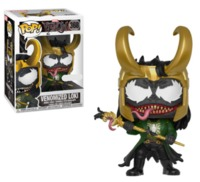 Marvel: Venomized Loki - Pop! Vinyl Figure image