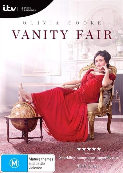 Vanity Fair on DVD