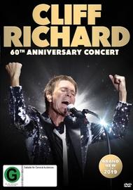Cliff Richard: 60th Anniversary Concert on DVD