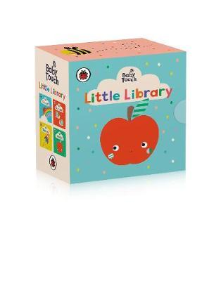 Baby Touch: Little Library by Ladybird