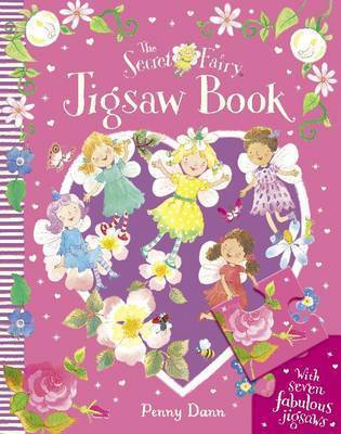 Secret Fairy Jigsaw Book by Penny Dann