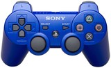 Official Sony Dual Shock 3 - Blue (brand new, bagged) for PS3