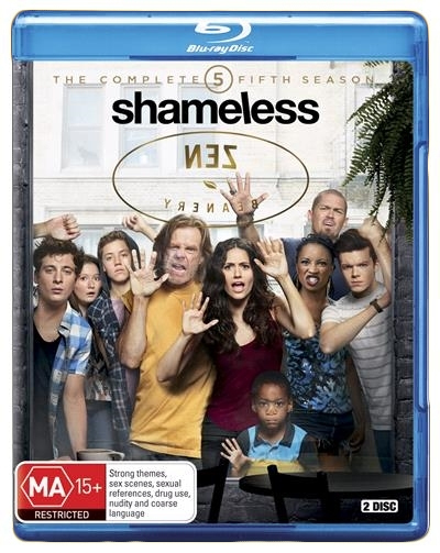 Shameless - The Complete Fifth Season on Blu-ray image