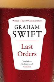 Last Orders by Graham Swift image
