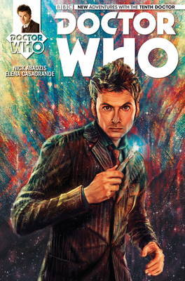 Doctor Who: The Tenth Doctor Volume 1 - Revolutions of Terror by Nick Abadzis