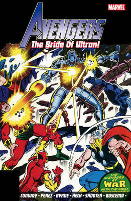 Avengers: The Bride of Ultron by Gerry Conway image