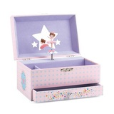 Djeco: The Ballerinas Tune Musical Trinket Box
