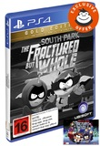 South Park: The Fractured But Whole Gold Edition (Uncut) for PS4