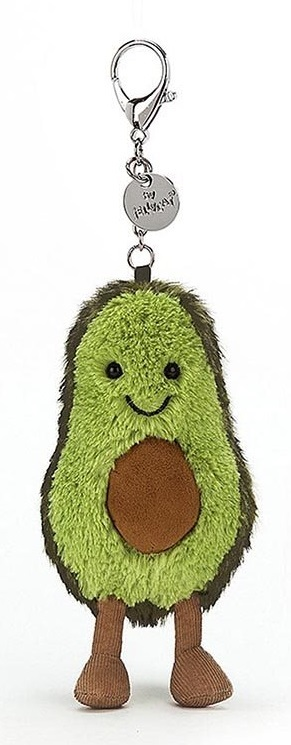 Jellycat: Amuseable Avocado - Bag Charm