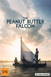 The Peanut Butter Falcon on DVD image