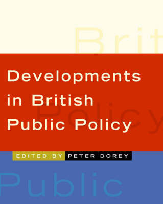 Developments in British Public Policy image