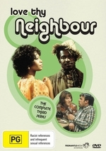Love Thy Neighbour - The Complete 3rd Series on DVD