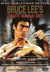 Bruce Lee: Jeet Kune Do (2 Discs) on DVD