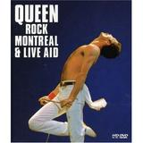 Queen - Rock Montreal & Live Aid: Special Edition (2 Disc Set) DVD