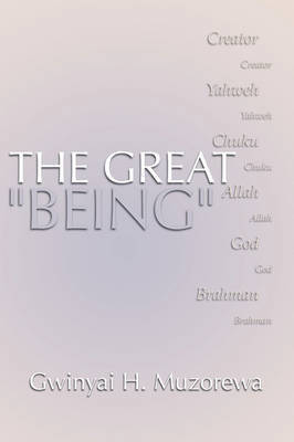 Great Being by Gwinyai H. Muzorewa