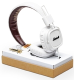 Marshall Major Pro Stereo Headphones - White
