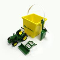 John Deere: Deluxe Sandpit Bucket Set - Green