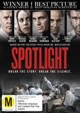 Spotlight on DVD
