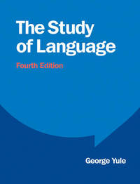 The Study of Language by George Yule image