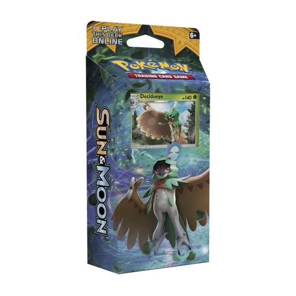 Pokemon TCG Sun & Moon Theme Deck: Forest Shadows image