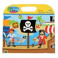 Stephen Joseph Magnetic Play Sets - Pirate