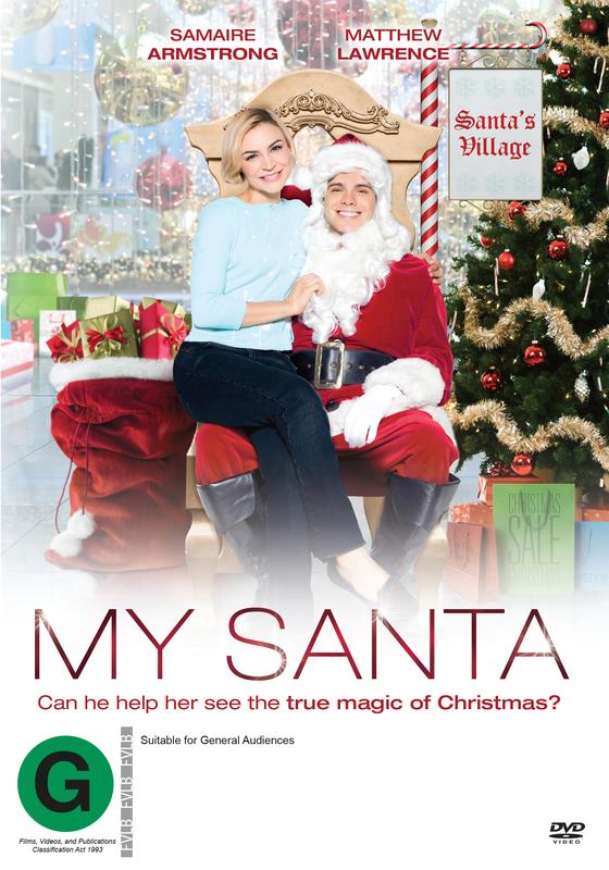 My Santa on DVD