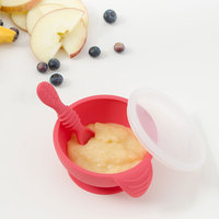 Bumkins: First Feeding Set - Red