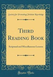 Third Reading Book by Society for Promoting Christi Knowledge image