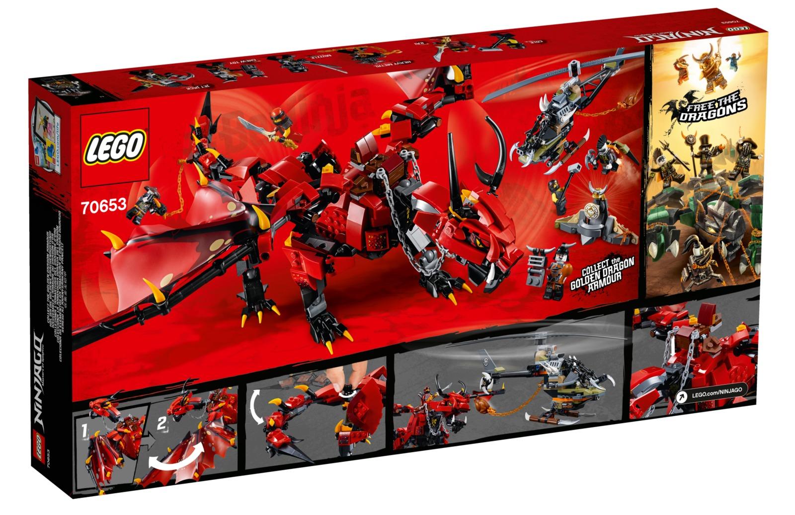 LEGO Ninjago - Firstbourne (70653) image