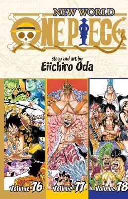 One Piece (Omnibus Edition), Vol. 26 by Eiichiro Oda