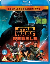 Star Wars Rebels - Complete Season Two on Blu-ray