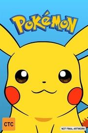 Pokemon: Partner Up With Pikachu! on DVD