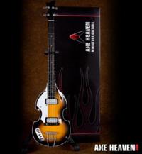 Axe Heaven: Miniature Replica - Paul McCartney Violin Bass Guitar (Fab Four) image