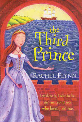 The Third Prince by Rachel Flynn image