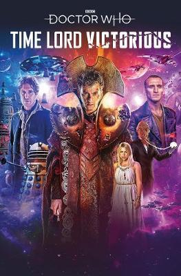 Doctor Who: Time Lord Victorious by Jody Houser