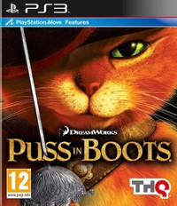 Puss in Boots for PS3