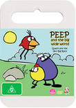 Peep and the Big Wide World on DVD