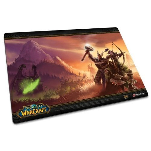 Ideazon FragMat World of Warcraft: Eternal Conflict (PC Mousemat) for PC