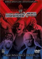 WWE - Insurrextion 2002 on DVD
