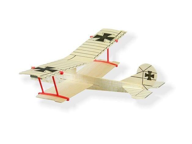 """Biplane Glider 12"""""""