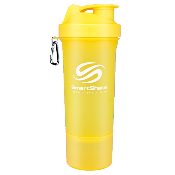 Smartshake Slim 500ml Neon Yellow