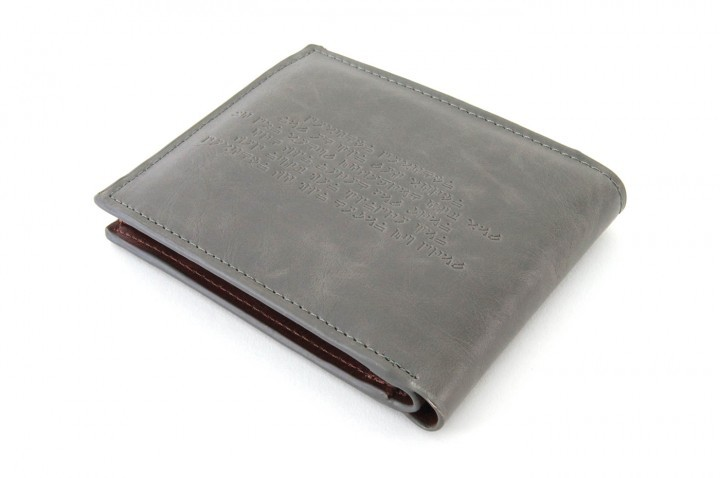 Skyrim Faux Leather Wallet - Dragonborn image